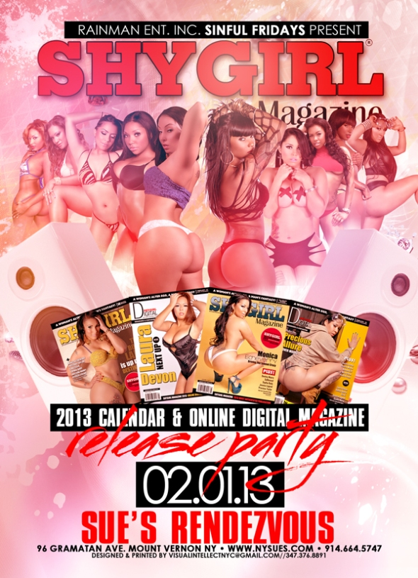 It's Going Down (ShyGirl Calendar & Digital Mag Release Party)