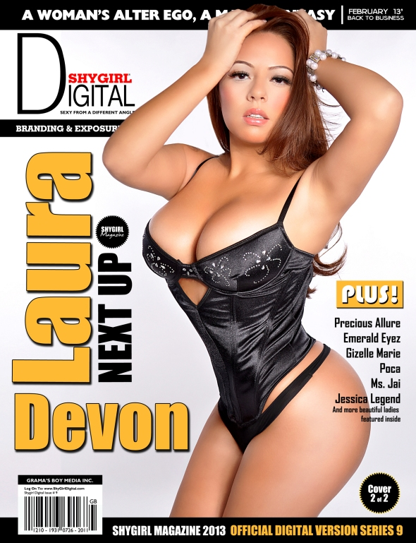 ShyGirl Digital Issue #9 (Click Cover To View Mag)
